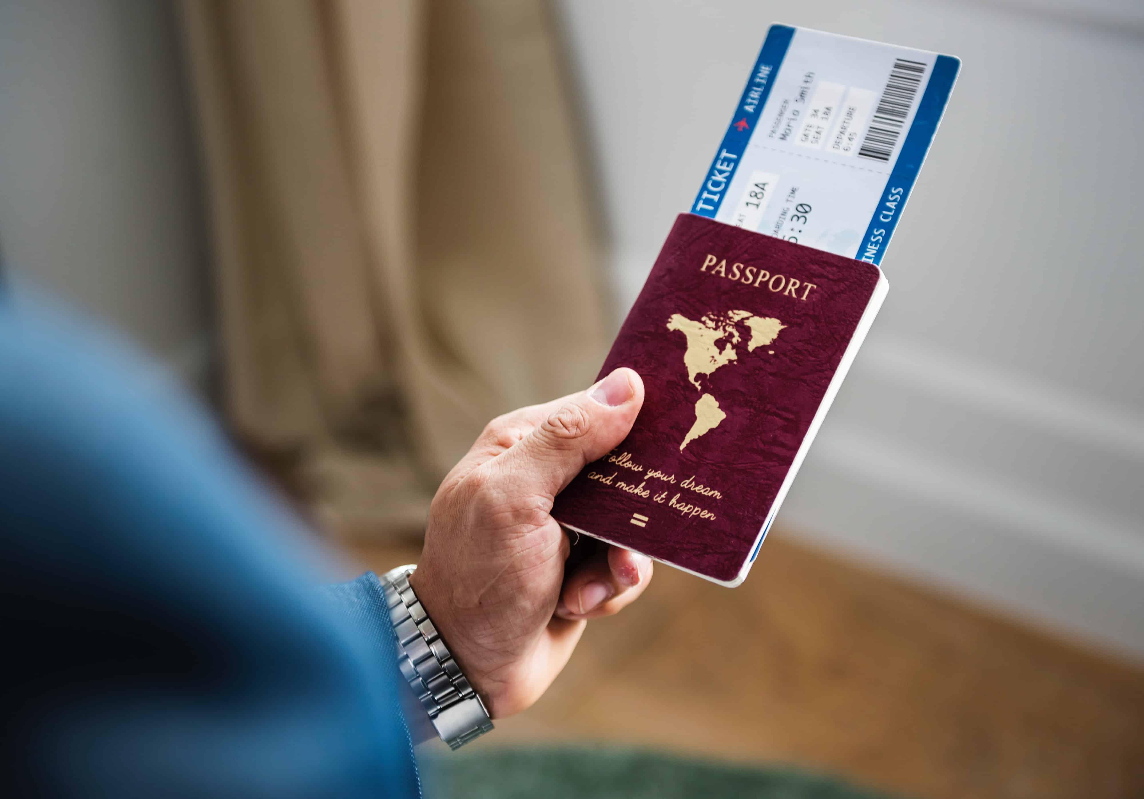 Jak řešit víza do Egypta