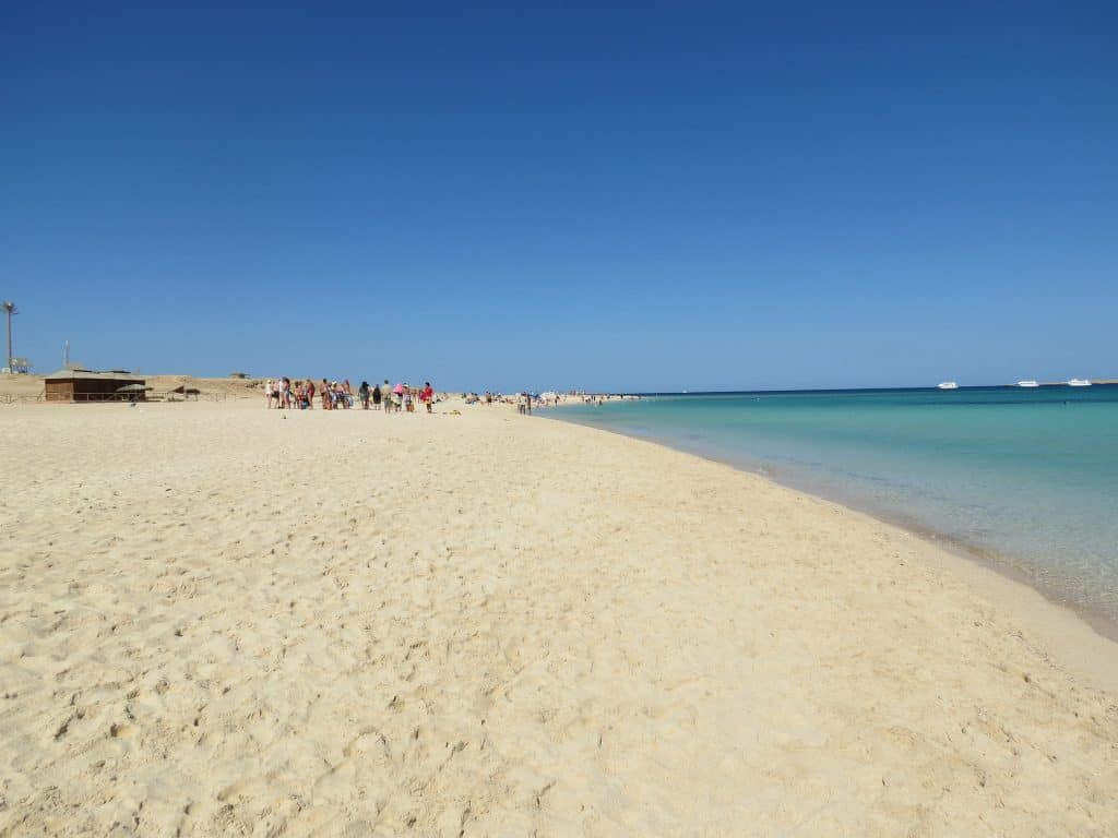 Užijte si krásné a nekončící pláže
