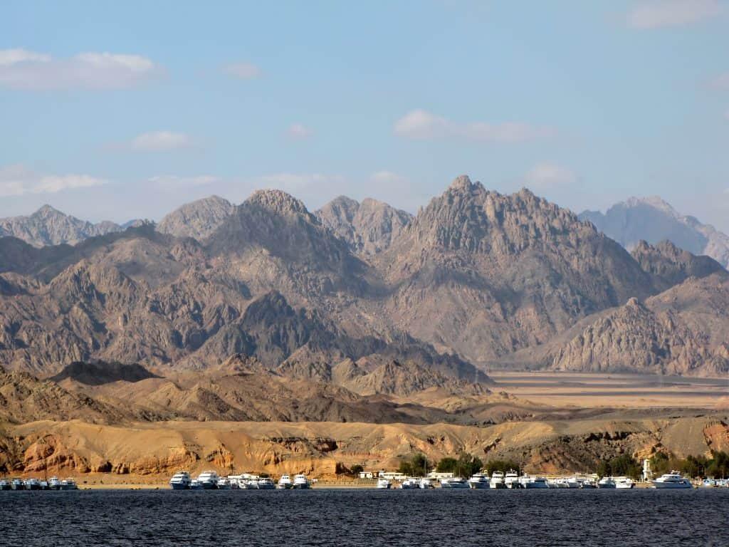 pohoří Sinaje