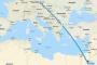 Praha Egypt délka letu